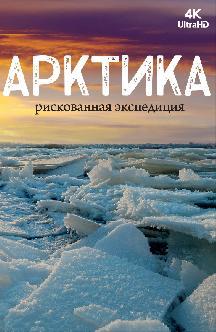 Смотреть [4K] Арктика. Рискованная экспедиция онлайн