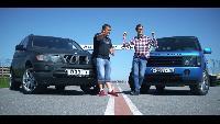 AcademeG Разное Разное - МЫ РОНЯЕМ BMW X5