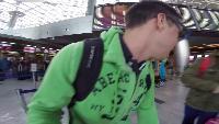 Alexander Kondrashov Все видео Русские в Америке #1 - как мы летели в Майами.