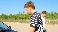 Антон Воротников Автомобили класса B Автомобили класса B - Лада Гранта Спорт Тест-Драйв.