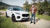 Антон Воротников Разное Разное - Новый Jaguar E-pace тест-драйв.