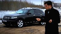 Антон Воротников Рубрика БУ Рубрика БУ - Infiniti FX35