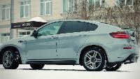 Антон Воротников Среднеразмерные кроссоверы Среднеразмерные кроссоверы - BMW X6M (900л.с.)