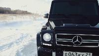 Антон Воротников Внедорожники Внедорожники - Mercedes-Benz G 55 AMG (500 л.с.) Тест-драйв.