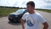Антон Воротников Замеры Замеры - Jeep Grand Cherokee SRT8. Замеры.
