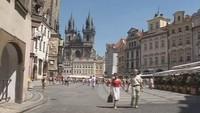 Городское путешествие 1 сезон Прага. Часть 1