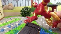 Готовим вместе Сезон-1 Банановый ролл для Железного человека