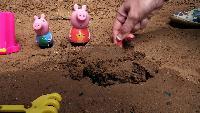 Готовим вместе Сезон-1 Готовим вместе со свинками карбонару