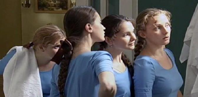 Смотреть Институт благородных девиц онлайн