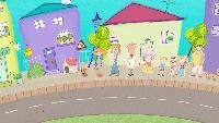 Клео - забавный щенок Сезон 2 Круг и чувства