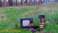 KREOSAN Все видео Молния ударила в телевизор! Жесть. Поймали грозу змеем