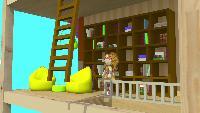 Кукольный домик Сезон-1 Библиотека