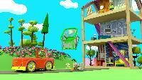 Кукольный домик Сезон-1 Детская комната
