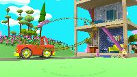Кукольный домик Сезон-1 Вещи для детской комнаты