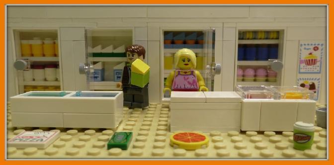 Смотреть Lego Байки - ЗомбиЛэнд (Часть 4) - ОТРЫВОК онлайн