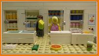 Lego Байки - ЗомбиЛэнд (Часть 4) - ОТРЫВОК