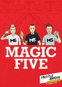 Смотреть Magic Five онлайн