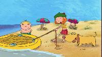 Маленькая Люси Маленькая Люси Маленькая Люси 9 серия. Война песочных замков