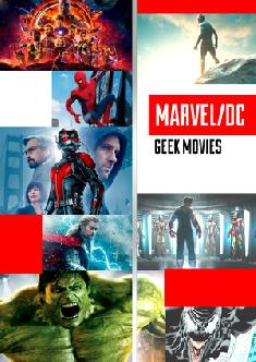 Смотреть Marvel/DC: Geek Movies онлайн