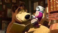 Маша и Медведь Сезон 1 Серия 16. Будьте здоровы!