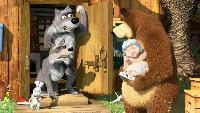 Маша и Медведь Сезон 1 Серия 35. Трудно быть маленьким