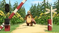 Маша и Медведь Сезон 1 Серия 37. Большое путешествие