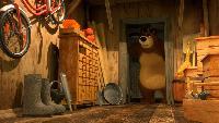 Маша и Медведь Сезон 1 Серия 41. Дело в шляпе