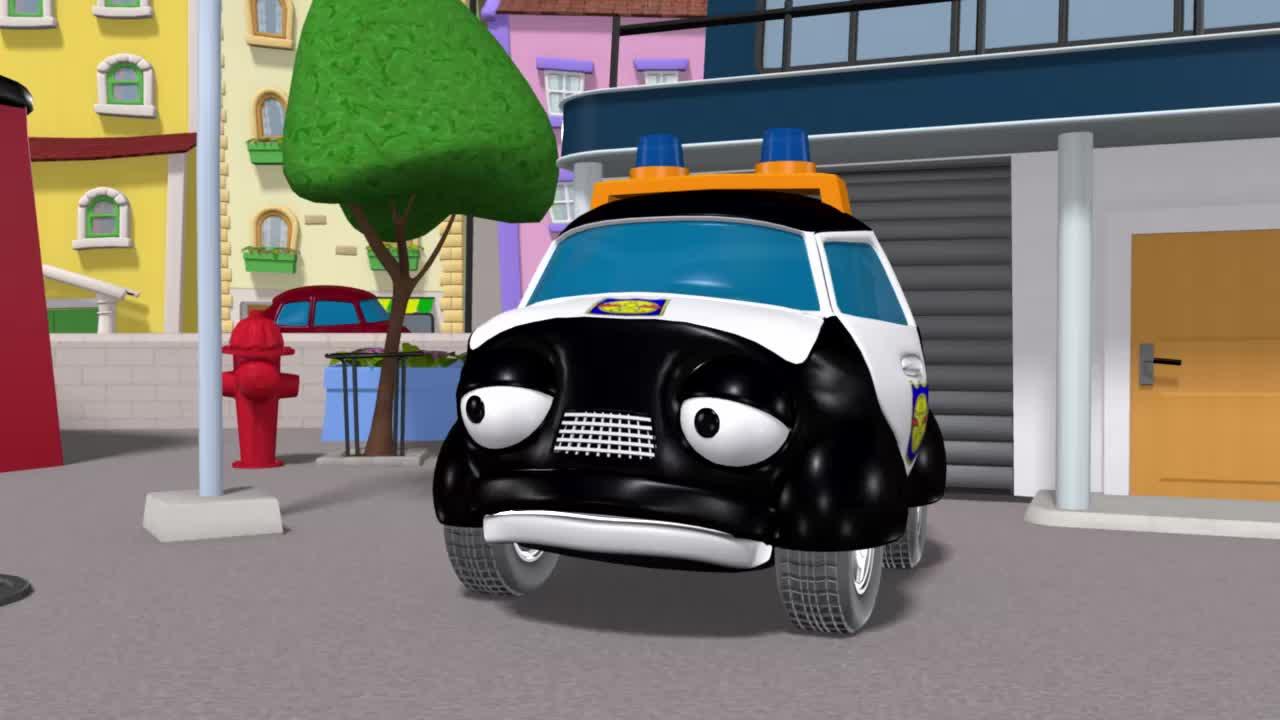Городские герои Мультфильмы Городские герои. Пожар в ларьке с мороженым