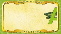 Мультипедия животных Французский алфавит Французский алфавит - La lettre A - l'Anaconda