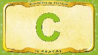 Мультипедия животных Французский алфавит Французский алфавит - La lettre C - le Chacal
