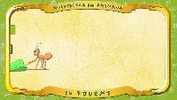 Мультипедия животных Французский алфавит Французский алфавит - La lettre F - la Fourmi