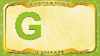 Мультипедия животных Французский алфавит Французский алфавит - La lettre G - le Guépard