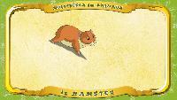 Мультипедия животных Французский алфавит Французский алфавит - La lettre H - le Hamster