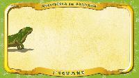 Мультипедия животных Французский алфавит Французский алфавит - La lettre I - l'Iguane