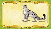 Мультипедия животных Французский алфавит Французский алфавит - La lettre L - le Léopard