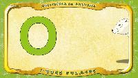 Мультипедия животных Французский алфавит Французский алфавит - La lettre O - l'Ours polaire