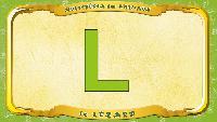 Мультипедия животных Французский алфавит Французский алфавит - La lettre P - le Lézard