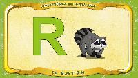 Мультипедия животных Французский алфавит Французский алфавит - La lettre R - le Raton