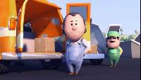 Олли: Веселый грузовичок Олли: Веселый грузовичок Олли: веселый грузовичок Серия 2 Школа вождения