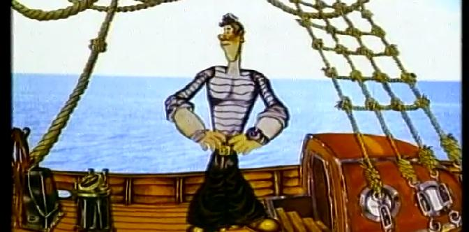 Смотреть Приключения капитана Врунгеля онлайн