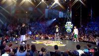 RedBull Live BC One Camp Ukraine День 2 День 2 - Red Bull BC One Ukraine Cypher — Gimnast vs. Gadjet