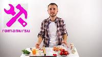 Roman Ursu Поделки своими руками Поделки своими руками - Как приготовить супер пирожок своими руками