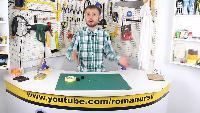Roman Ursu Поделки своими руками Поделки своими руками - Как сделать фонарик-брелок из пластиковых крышек своими руками