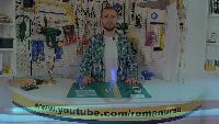 Roman Ursu Поделки своими руками Поделки своими руками - Как сделать голографическую 3D пирамиду своими руками