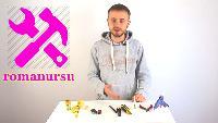 Roman Ursu Поделки своими руками Поделки своими руками - Как сделать мини арбалет из 3 ручек