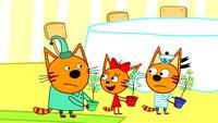 Три кота 3 сезон 123 серия. Деревья