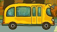 Три котёнка (на английском) Считалки (на английском языке) Считалки (на английском языке) - Серия 3. Weels of the bus