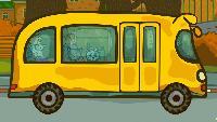 Три котёнка Считалки Считалки - Серия 1. Колёса автобуса