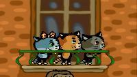 Три котёнка Сезон 2 Серия 3. Двор мы дружно подметем