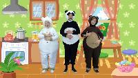 Три медведя Сезон-1 Кушаем